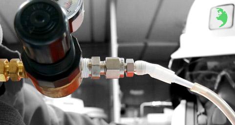 Servicio de Calibración de Gases