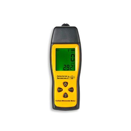 Detector Portátil Monóxido Carbono