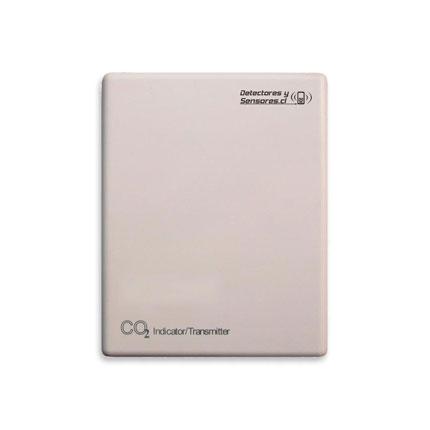 Detector Dióxido Carbono 0-10V