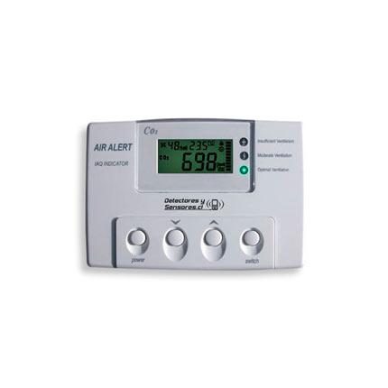 Detector de CO2 Datalogger