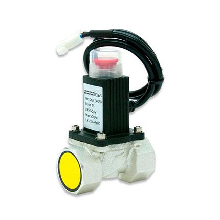 Válvula Solenoide Control Escape Gas 1 Pulgada