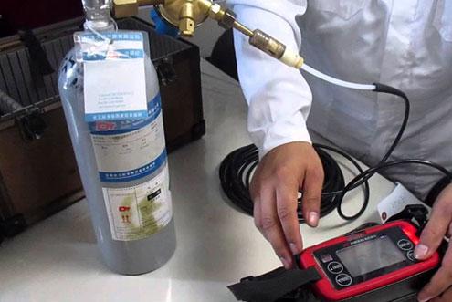 Calibración de Gases