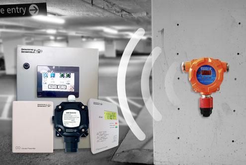 Sistemas automatizados de medición y control de gases